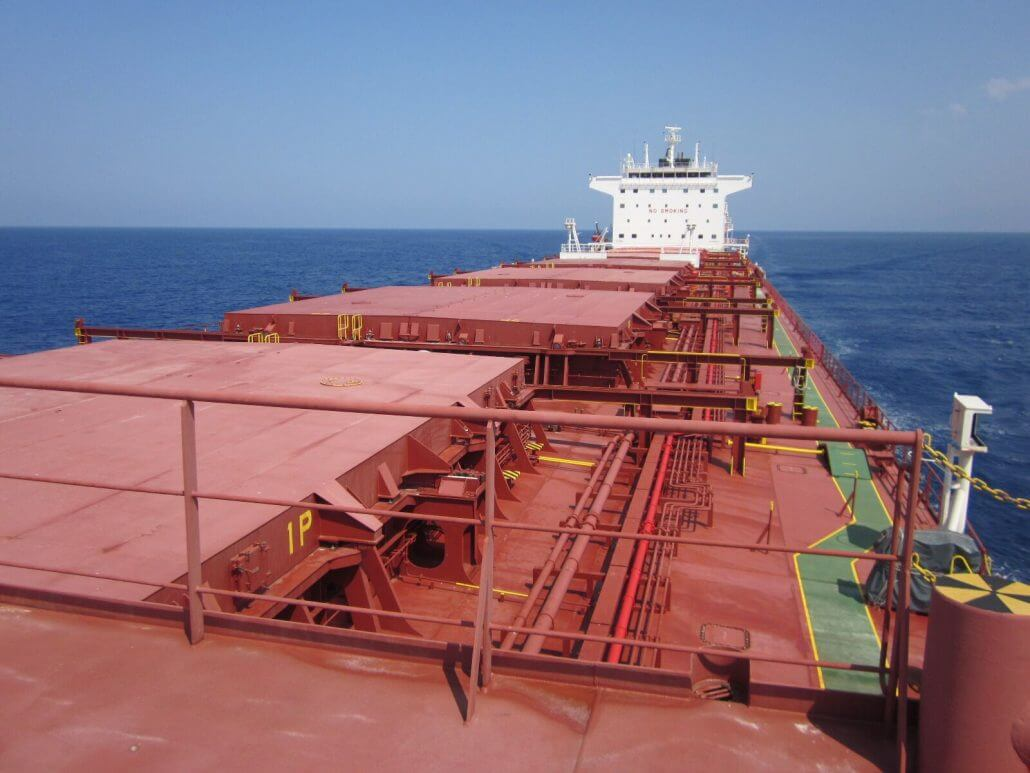 Ocean Freighters Limited | Shipping | Bulk Carrier | Fleet | Aeolian Heritage