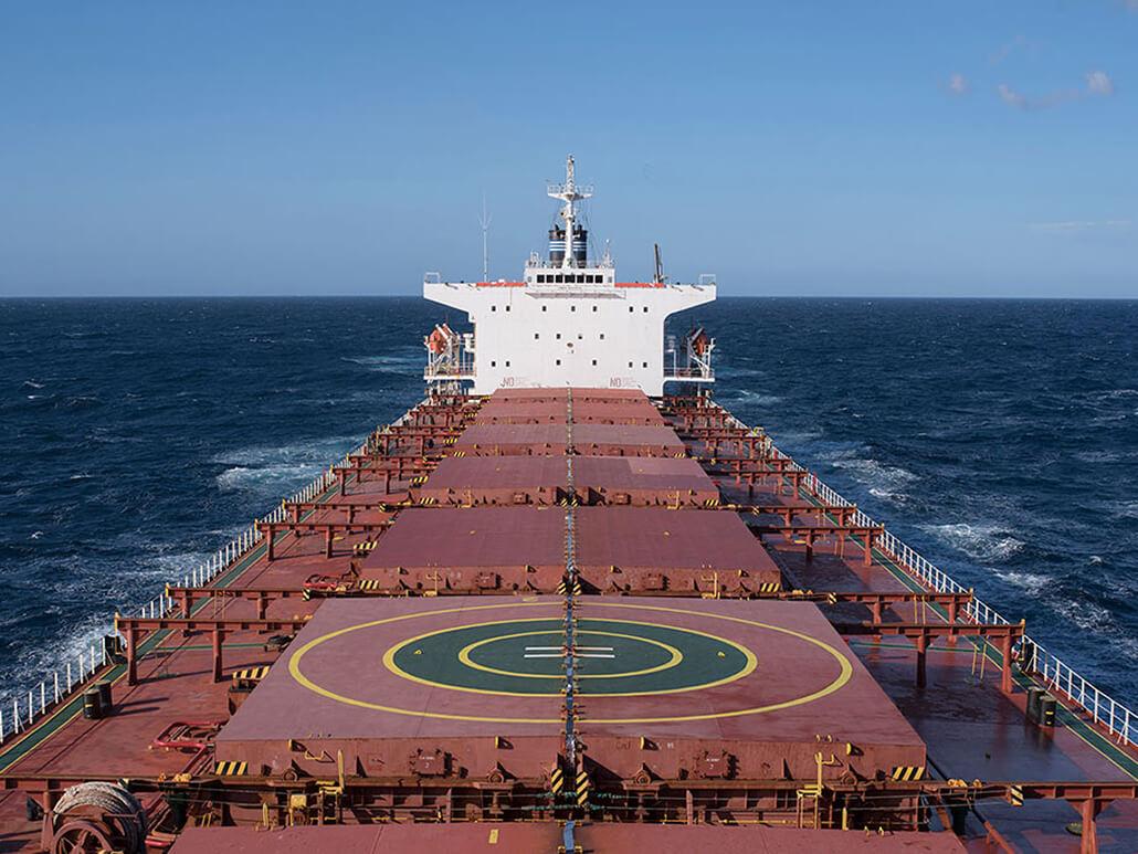 Ocean Freighters Limited | Shipping | Bulk Carrier | Fleet