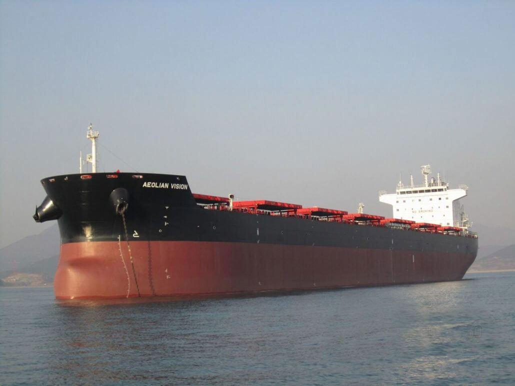 Ocean Freighters Limited | Shipping | Bulk Carrier | Fleet | Dry cargo