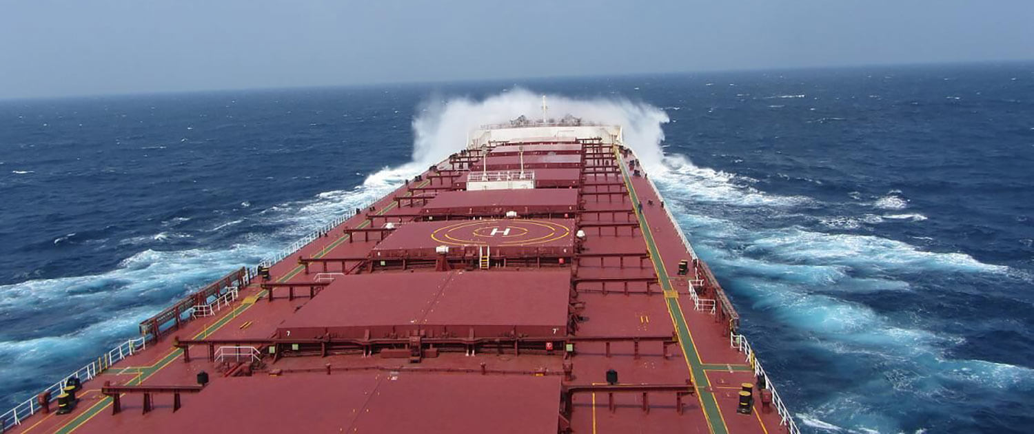 Ocean Freighters Limited | Shipping | Deck
