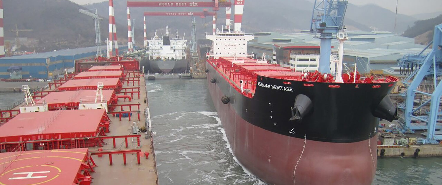 Ocean Freighters Limited | Shipping | Port
