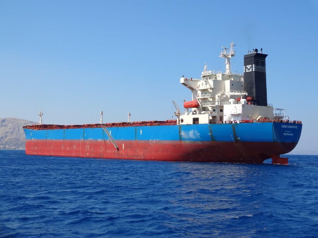 Ocean Freighters Limited | Shipping | Bulk Carrier | Fleet | Pontonikis