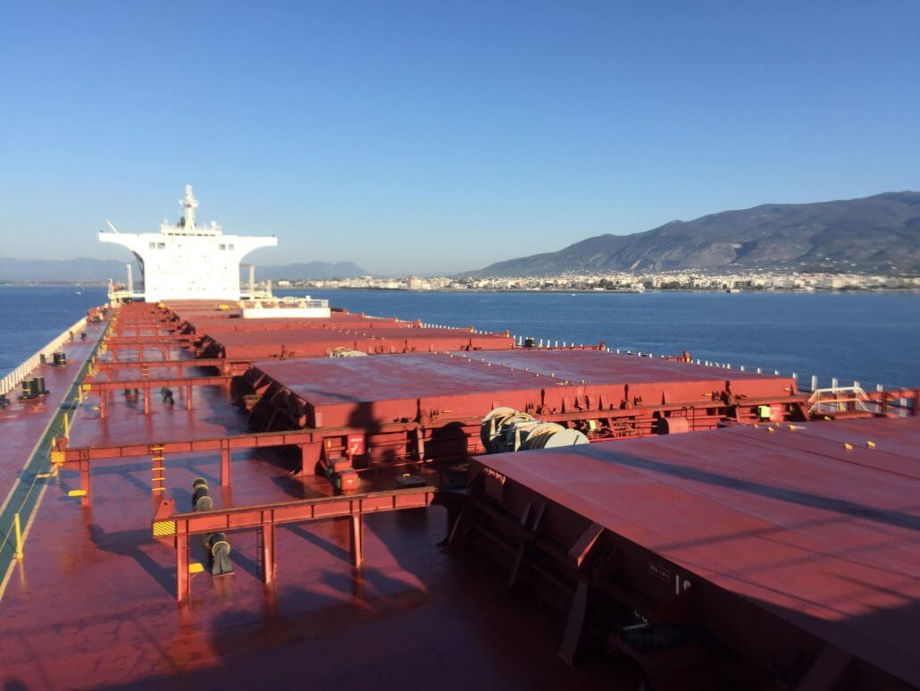 Ocean Freighters Limited | Shipping | Bulk Carrier | Fleet | Pontotriton